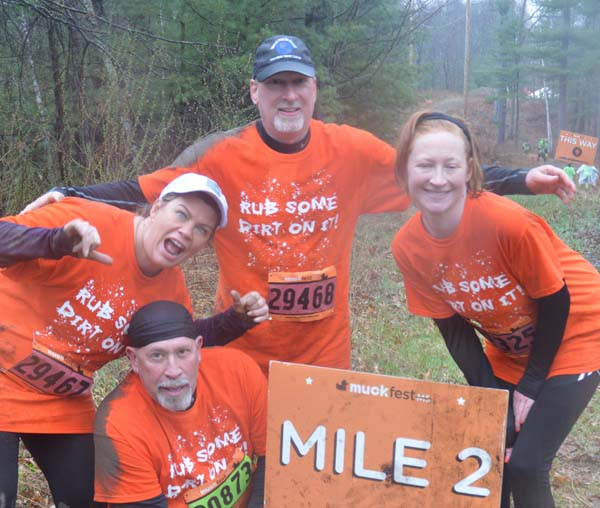 Andy Zimmon at MuckFest MS